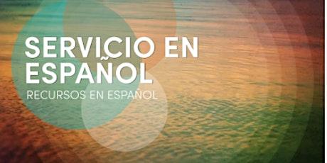 Servicio en Español - en persona - boletos