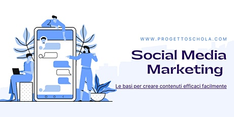 Social Media Marketing per principianti biglietti