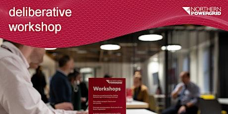 Deliberative workshop - Net Zero tickets