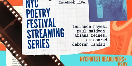 PSNY + NYCPOFEST present: Hayes. Muldoon. Reines. Conrad. Landau. tickets