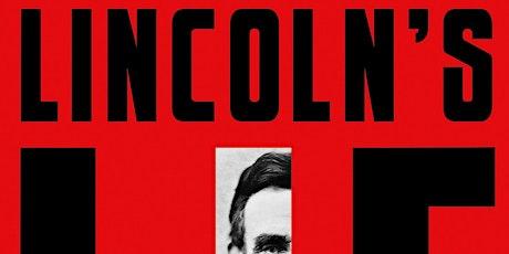 Lincoln's Lie: A True Civil War Caper tickets