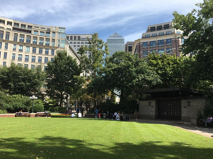 The Canary Wharf Virtual Tour: the isle of wonders image