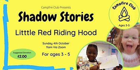 Shadow Stories - Little Red Riding Hood tickets