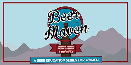 Virtual Beer Maven: Beer Education Series for Women tickets