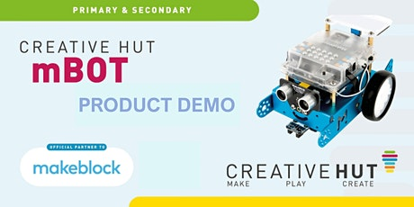 Makeblock mBot - Online Demo - Primary & Secondary Computing tickets