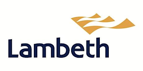 Lambeth Parenting Support Service drop in webinar tickets