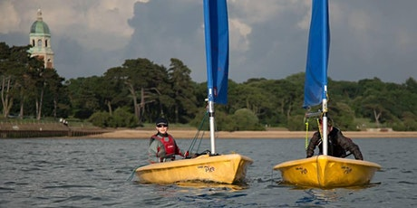 Dinghy Sailing / Kayaking Session tickets