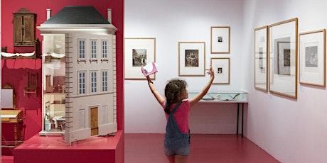 Visite de l'exposition Comme une image billets