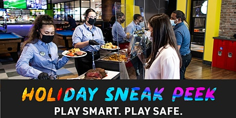 Holiday Sneak Peek - How to Celebrate Safely tickets