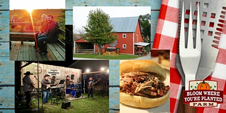 Chuckwagon BBQ & Music at the Patch tickets