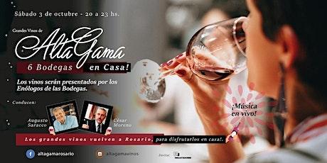 Alta Gama Rosario 6 bodegas entradas