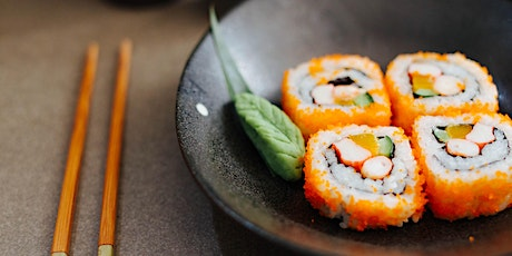 Oh my Sushi - Hands on cooking class - 2 Seats left tickets