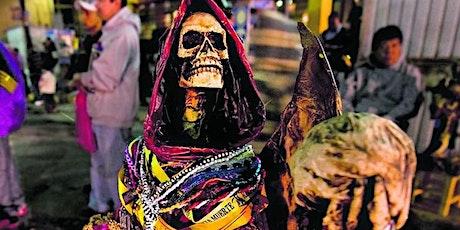 The Cult of Santa Muerte: Origins and Rituals of Mexican Death Culture billets