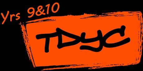 Youth Club - Year 9 & 10 tickets
