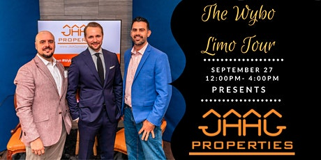 Wybo Limo Presents JAAG Properties (Virtual Event) tickets