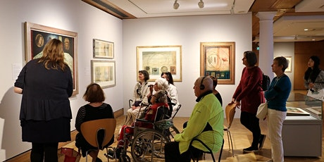 Descriptive Tour for visually impaired visitors of Bright Shadows tickets