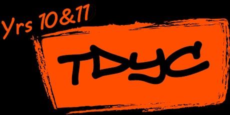 Youth Club - Year 10 & 11 tickets
