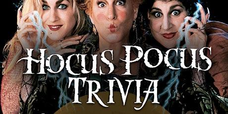 Hocus Pocus Trivia Live-Stream tickets