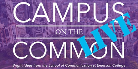 Campus on the Common LIVE — Critical Perspectives of Race & Gender tickets