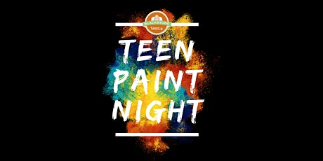 Virtual Teen Paint Night with Pam's Picassos (CT Teens in Grades 8-12) tickets