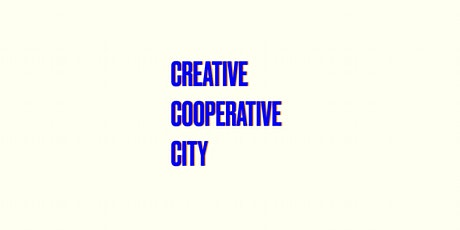 Creative Cooperative City virtual series tickets