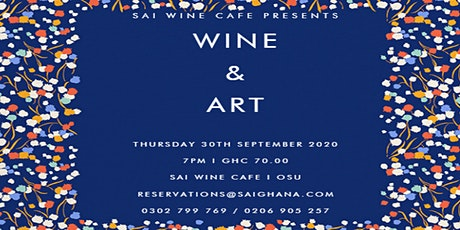 Wine & Art tickets