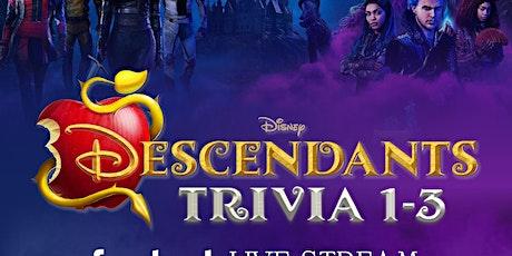 Descendants (Seasons 1-3) Trivia Live-Stream tickets