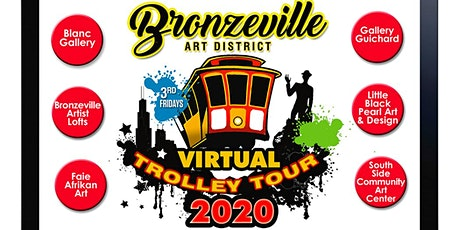 Bronzeville Art District Virtual Trolley Tour 2020 ! tickets