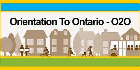 Orientation To Ontario - 020 tickets