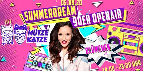 Summerdream 90er Open Air 2020 entradas