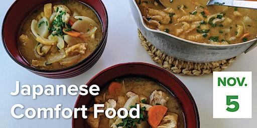 Cooking with Koshiki: Japanese Comfort Food
