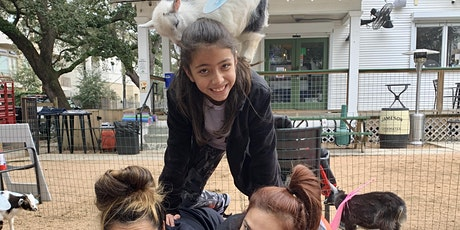 Goat Yoga Houston Pearland tickets