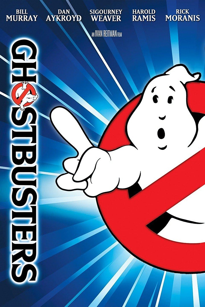 Starlite Drive In Movies - GHOSTBUSTERS image