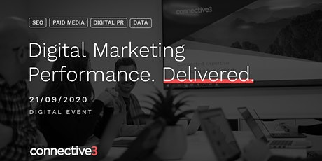 Grow your Marketing - Digital Marketing Performance. Delivered. tickets