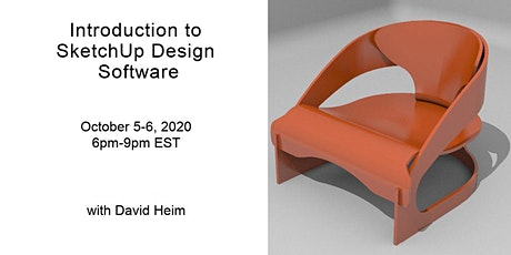 Introduction to SketchUp Design Software Workshop tickets