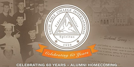 60 Years Celebration - Alumni Homecoming tickets