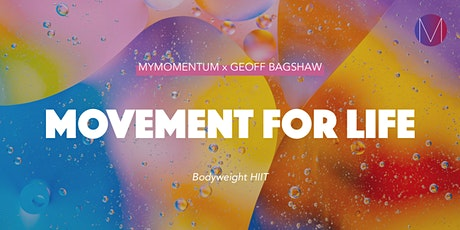 myMomentum community event: Movement for life | HIIT workout tickets