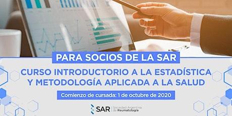 Curso introductorio a la estadística y metodología aplicada a la salud entradas