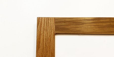 Intro to Joinery - Art Frame tickets