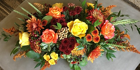 Design Your Own Thanksgiving Centerpiece with a Master Designer tickets
