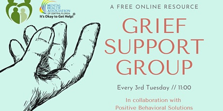 Grief Support Group tickets