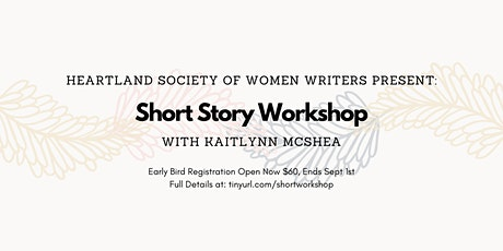 Six-Week Short Story Workshop tickets