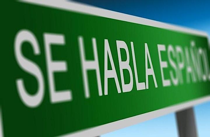 Image de Ateliers de conversation en espagnol en direct sur Zoom