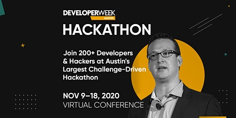 DeveloperWeek Austin 2020 Hackathon tickets