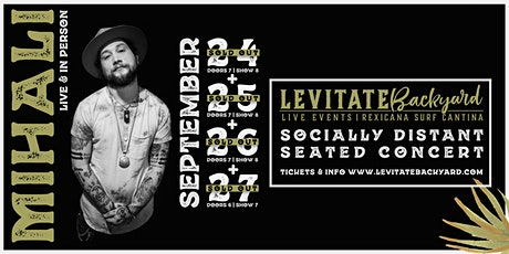 Mihali @ Levitate Backyard - 9.27.2020 tickets