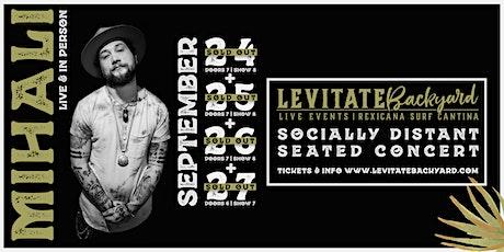 Mihali @ Levitate Backyard - 9.25.2020 tickets