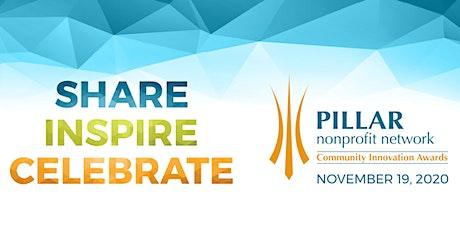 Pillar Community Innovation Awards tickets