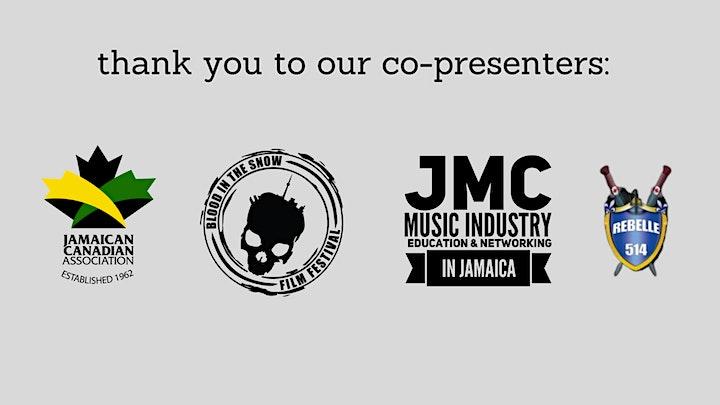 CTFF 2020 Jamaica Night: Boomflik image