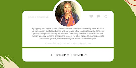 Drive-up Rooftop Meditation - with Gwendolyn Mitchell (Moyo Institute) tickets