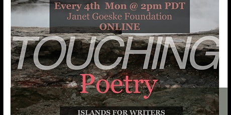 Touching Poetry:  Touching The Soul of Poetry tickets
